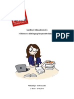 1Guide Redaction References Bibliographiques EMNormandie