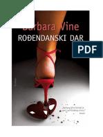 Rođendanski Dar Barbara Vine