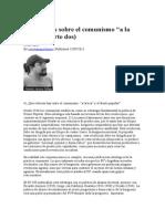 8 Preguntas Sobre El Comunismo a La Tica 2 Parte