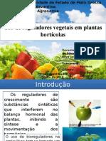 Inibidores Endógenos na Horticultura