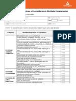 Ficha Controle Entrega Convalidacao Atividade Complementar