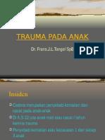 Trauma Pada Anak