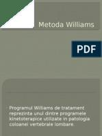 Metoda Williams