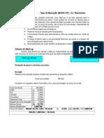 Formação de Preços - Mark-up - Exercícios Resolvidos