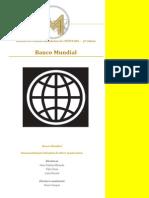 Banco Mundial - Setor Quaternário