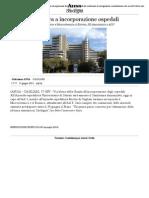 Via Libera a Incorporazione Ospedali - Sardegna - ANSA