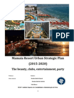 Mamaia Resort Plan