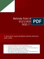 Belinda Sgd 7