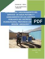 PIP Instalacion y mejoramiento agua potable centros poblados Caraveli 2014.pdf