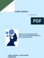 Clima Organizacional - Compilacion Wilfredo Marquina
