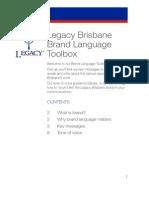 branding legacy brisbane