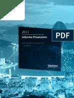 Informe Financiero 2011