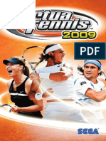 VIRTUA TENNIS 2009 GUIA