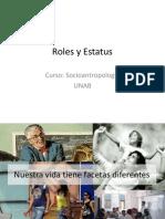 3. Roles y Estatus