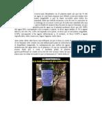 Contaminacion Del Agua en El Ecuador