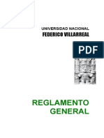 Reglamento General