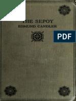 The Sepoy by Edmund Candler