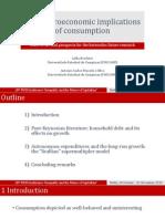 The Macroeconomic implications of consumption.pdf