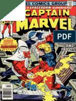 Captain Marvel 51 Vol 1