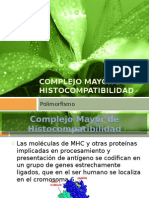Polimorfismo-MHC