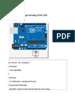 NSSDC Arduino