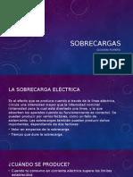 Sobrecargas Eléctricas