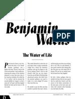 stories by Benjamin Wachs