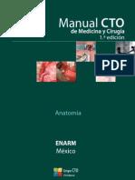 Cto - Enarm - Anatomia