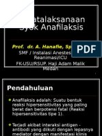 Penatalaksanaan Shock Anafilaksis, II