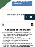 4. Insurance Planning