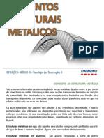 EDIFICAÇÕES_Vigas,Perfis, Chapas Metalicas