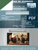 Diapositivas Regimen General de La Carrera Administrativa