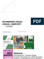 Kuliah 9 Kenyamanan Visual