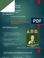 Trastorno por deficit de atencion e hiperactividad adulto
