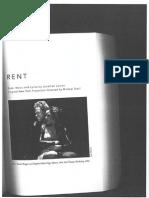 Rent - Libretto