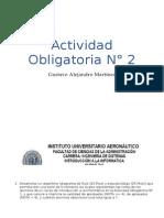 Actividad Obligatoria 2