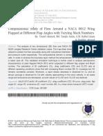 2 Computational Study of AirFoilFlow