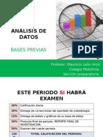 4.1 Análisis de Datos