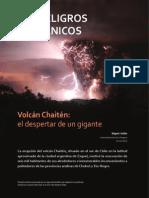 volcanes electrostática