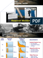 Reservoir Monitoring- Nuclear