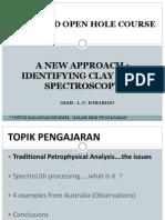 Spectrolith Mineralogy Identification