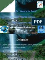 Demétrio Melo Questão Mundial Da Água