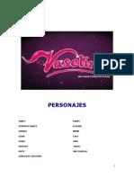 Vaselina El Musical