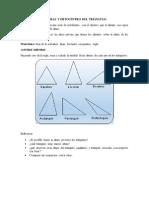 Alturas y Ortocentro Del Triángulo