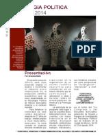 Psicologia Politica 2014 en Mexico