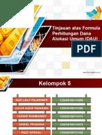 Tinjauan atas Formula Perhitungan Dana Alokasi Umum.pptx
