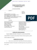 1 - Complaint - RICHARDS, et al, v. City of Detroit, et al.