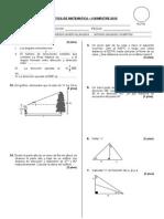 Practica de Matematica 01 - II BIM 2015 - 5°