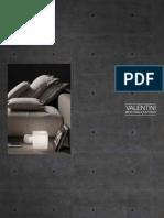 Valentini LifeSpace Bedcollection