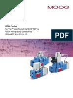servo proportional controll valve